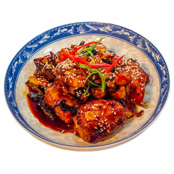 Sweet and Sour Spare Ribs